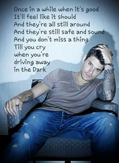LOVE this song, even though it's sad.  John Mayer - Stop This Train