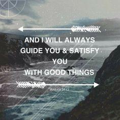 Isaiah 58:11