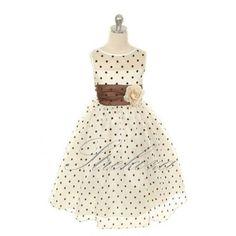 Купить Нарядные платья Платье в горошек KD234BR - 3 980 руб. - с доставкой по России - интернет магазин STREKOZA