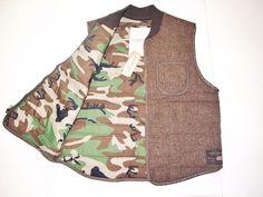 Denim & Supply Ralph Lauren bone vest size small wool blend NEW on SALE   #DenimSupplyRalphLauren #VEST
