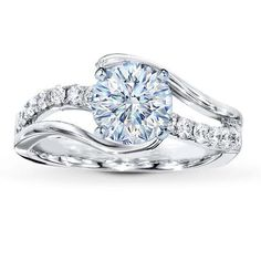 hearts desire engagement ring absolutely love this - Jareds Wedding Rings