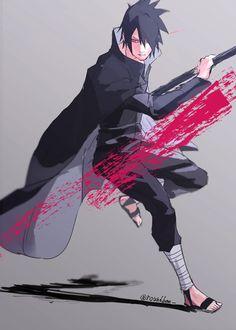 Sasuke and Sakura Anime Naruto, Sasuke Sakura, Naruto Shippuden Sasuke, Hinata, Naruto Und Sasuke, Naruto Art, Kakashi, Hyper Beast Wallpaper, Funny Naruto Memes