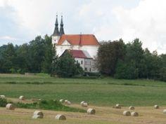 Kostel sv. Jana Nepomuckého, Krahulčí