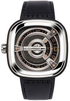 Seven Friday M1/03 Automatic watch is now available on Watches.com. Free Worldwide Shipping & Easy Returns. Learn more.