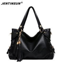 2a1f02bfca Hot Sale 2017 New Leather Handbags Women PU Leather Handbags Butter Tide  Bags Women s Shoulder Bag