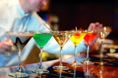 Who said science wasn't delicious? #cruise #mixology