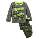 Take his dreams off-road exploring in these pjs!<br>