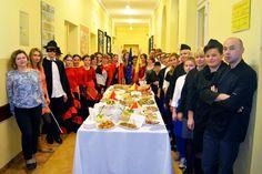 24 października 2016 roku w Zespole Szkół Ponadgimnazjalnych Nr 2 w Krośnie odbył się Dzień Hiszpański, który został zorganizowany w ramach podsumowania projekt