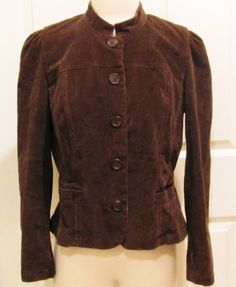$34 OBO--Check out this item in my Etsy shop https://www.etsy.com/listing/254576700/brown-corduroy-jacket-size-medium-jacket