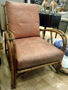 Vintage Bamboo Furniture | Vintage Heywood Wakefield Rattan Furniture Set