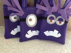Image result for purple felt bags