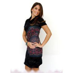 Black Nicia Smash Dress Winter Colors, Winter Dresses, Unique, Prints, Inspiration, Clothes, Black, Fashion, Biblical Inspiration