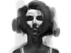 Digital painting - study works, Paresh Deore on ArtStation at https://www.artstation.com/artwork/Y26nb