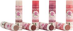 Re-Introducing: Badger Mineral Lip Tints + Giveaway