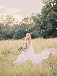 Bridal Portrait   Little River Farms Wedding   Georgia Wedding Venue   Simply Sarah Photography