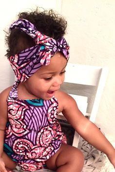 Beautiful headwrap/headband for babies toddlers. Adult version available on request . Matching romper available in separate listing Baby Fashion Fashion Kids Mini Fashionista Kid Style Kids OOTD Hipster Baby Fashionable Stylish Toddlers Super Fashion Kids