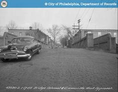 PhillyHistory.org - Bridge Calumet And Cresson Street East Approach.