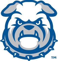 Drake Bulldogs Alternate Logo (2015) -