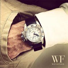 White shirt, white dial #ball #engineer #hydrocarbon