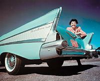 cars with fins