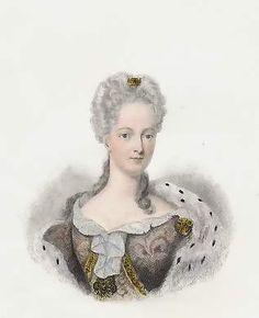 Geneviève Francoise De Durfort, Duchesse De St Simon