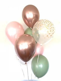 Pink Birthday Decorations, Balloon Decorations Party, Bridal Shower Decorations, Wedding Decorations, Wedding Ideas, Balloon Lights, Pink Balloons, Wedding Balloons, Pink Graduation Party