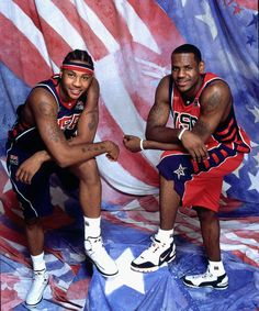 Even Team USA has denied the Hall Of Famer. Just let Melo play man. Even Team USA has denied the Hall Of Famer. Just let Melo play man. Team Usa Basketball, Girls Basketball Shoes, Basketball Pictures, Love And Basketball, Inside The Nba, Nba Lebron James, Air Max Day, Nba Stars, Sports Figures