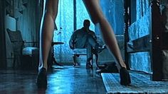True Lies - Love this scene.especially when she falls! Jamie Leigh Curtis, Lee Curtis, Jamie Lee, True Lies Movie, James Cameron, Action Movies, Cinematography, Movie Stars, How To Memorize Things
