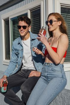 Lifestyle photos for beverage company Product Photography, Mom Jeans, Modeling, Beverages, Lifestyle, Photos, Fashion, Pictures, Moda