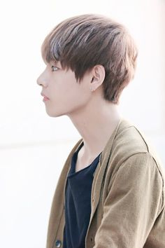 V 뷔 of Bangtan Boys 방탄소년단