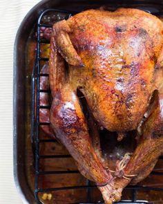 cooking Turkey Birds - Easy Kitchen Tips Turkey Rub Recipe. Gordon Ramsay, Turkey Seasoning, Peruvian Chicken, Roasted Turkey, Turkey Brine, Turkey Rub Butter, Roasted Chicken, Dry Rub For Turkey, Grilled Chicken