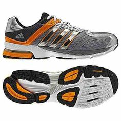 half off 54362 815ca Adidas Mens Adidas Supernova Sequence 5 Running Shoe Tech GreyTech  OnixBright Gold 13  Read more at the image link.