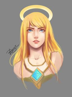 Rafaela Mobile Legends Fanart By :BunsArt Miya Mobile Legends, Hanabi,  Paper Case,
