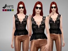 MissFortune's MFS Renate Top | Sims 4 Updates -♦- Sims Finds & Sims Must Haves -♦- Free Sims Downloads