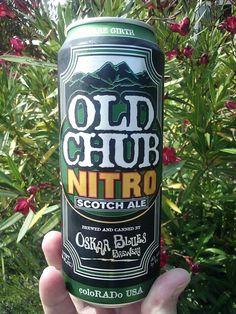 Old Chub Nitro Scotch Ale by Oskar Blues Brewery