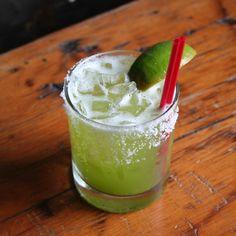 The Spicy Margarita at Northeast Kingdom