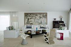 A casa de Donata Meirelles e Nizan Guanaes no Rio - Casa Vogue