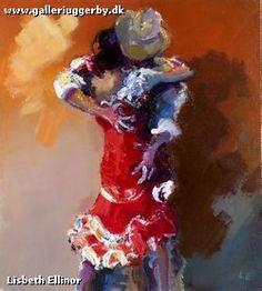 Dans min elskede, Dans! - Tango
