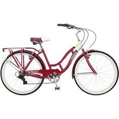 """Schwinn Point Beach 26"""" Ladies' Cruiser Bike"""