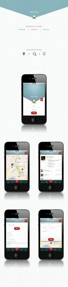 Mobile: loocatme app