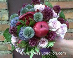flores silvestres para tu ramo de novia boda ramos flores