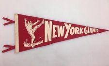 vintage new york giants pennant New York Football, Giants Football, New York Giants, Giant Vintage, Vintage New York, Beast Of The East, Go Big Blue, G Man, American Football