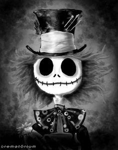 Resultado de imagen para jack esqueleto