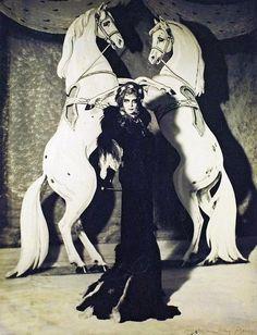 Marchesa Luisa Casati  di Man Ray.