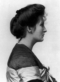 Alma Mahler, 1911