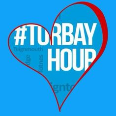 Say something nice, that was our challenge for today and who better than to help the lovely chaps over at #TorbayHour.  Check it out on our website..