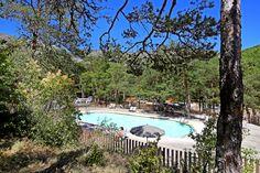 Camping in de Gorges du Verdon aan de rand van de rivier - Huttopia Provence, Camping France, Vans, Van, Aix En Provence