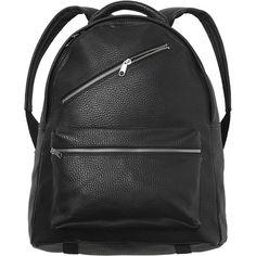 Monki Elvira Backpack (3.200 RUB) ❤ liked on Polyvore featuring bags, backpacks, accessories, bolsas, black magic, rucksack bag, backpack bag, monki, black backpack and knapsack bags