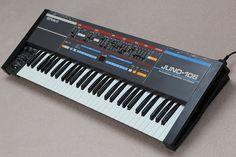 MATRIXSYNTH: Roland Juno 106 Analogue synthesiser