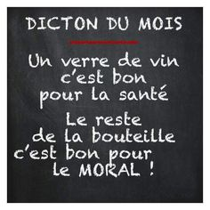 Dicton de vin